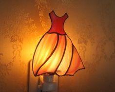 ドレスのナイトライト