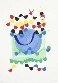 Sir Terry Frost - Variations (Kemp 93), 1987,... on MutualArt.com