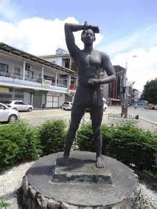 Statue of the Slavery monument in Zanzibar Stone Town, Tanzania - - Yahoo Image Search Results