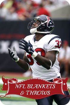 NFL Blankets And Throws