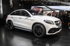 2016 Mercedes-Benz GLE63 S Coupe 4Matic Rolls Into Detroit