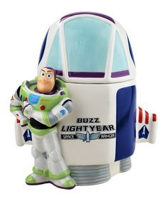 Buzz's Spaceship Cookie Jar