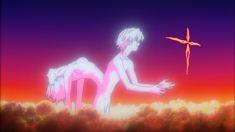 Neon Genesis Evangelion, The End Of Evangelion, Anime Manga, Anime Art, Evangelion Kaworu, Mecha Anime, Angel Statues, Digimon, Reaction Pictures