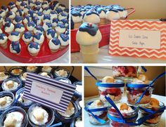 4th of July Themed Christening