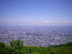 Sapporo japan  藻岩山展望台2015✨