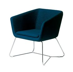 Modern contemporary design with metal sleigh base with fabric of your choice. Would fit well in reception, executive office and boardroom. Executive Office, Home Comforts, Office Chairs, Contemporary Design, Reception, Base, Metal, Fit