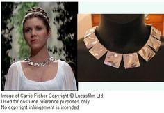 Star Wars Princess Leia Ceremonial necklace replica - custom made