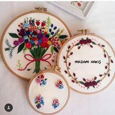 Decorative Plates, Tableware, Instagram, Home Decor, Needlepoint, Homemade Home Decor, Dinnerware, Dishes, Place Settings