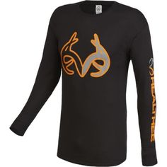 Image for Realtree Men's Antler Long Sleeve T-shirt from Academy