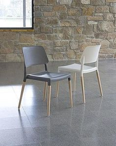 Remodelista - painted chairs w/ bare legs