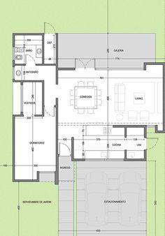 Loft House, Tiny House, Architectural Floor Plans, Loft Style, Home Design Plans, Deco, Architecture Details, Facade, House Plans