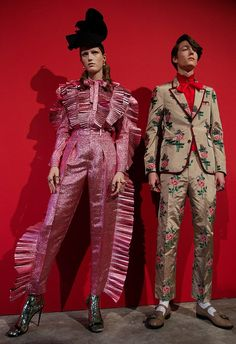 What went down at Gucci's SS17 show | Dazed