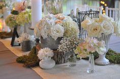 MAIS DE 40 IDEIAS DE DECORAÇÕES DE CASAMENTOS - WEDDING DECORATIONS -Recepção de Casamento - Wedding Reception Ideas