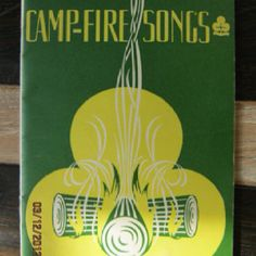 Campfire songs book