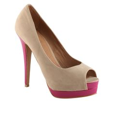 Clearance $35 Cute for work.  HOSEY - women's peep-toe pumps shoes for sale at ALDO Shoes.