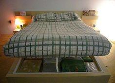 bedroom furniture with storage