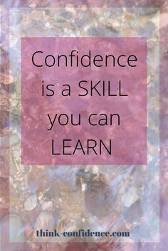 Build your confidence using 4 Simple Steps #confidence #steps
