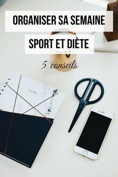 Organize sport week and diet in 5 healthy tips! Fitness Tracker, Fitness Tips, Form Fitness, Fitness Sport, Planning Sport, Track Training, Bullet Journal Mood Tracker Ideas, Sport Diet, Body Challenge