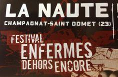 La Naute relance son festival «Enfermés dehors»