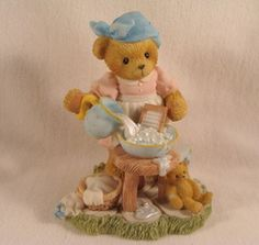 Cherished Teddies  ~  SANDRA ... Saturday's Child  *  NEW From Our Retail Shop
