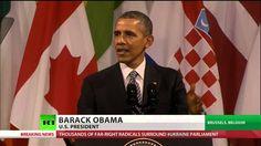 Obama glosses over US involvement around the world