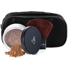 This is one of my favorites on e.l.f.: Mineral Glow Kit. Use this special link and get five dollars off.