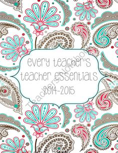 Happy  Birthday! - It's my birthday, but 2 of you will get the present!  Hope you love my newest planner as much as I do! .  A GIVEAWAY promotion for Teacher Essentials: Planner, Organizer, Gradebook (Gray, Teal, Melon) from Reyes' Remarkable Rants on TeachersNotebook.com (ends on 7-2-2014)