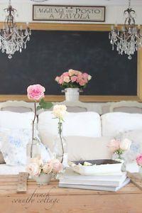 Living with White Slipcovers | eBay