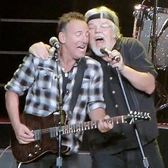 Bruce Springsteen and Bob Seger Perform 'Old Time Rock & Roll' in NYC