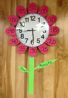 Let's not live off digital clocks. This is still important to teach