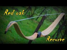 Takedown Recurve Bow, Recurve Bows, Wooden Recurve Bow, Traditional Recurve Bow, Lego Helicopter, Longbow, Bow Arrows, Bow Hunting, Red Oak