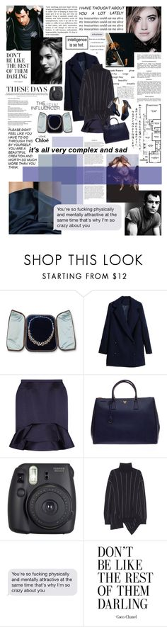"""""""(prp) will you still love me when i'm no longer young & beautiful?"""" by homeshake ❤ liked on Polyvore featuring McQ by Alexander McQueen, Prada, Fuji, STELLA McCARTNEY, Dries Van Noten, Scully and Chloé"""