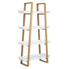 Buy House by John Lewis Airframe Tall Bookcase Online at johnlewis.com