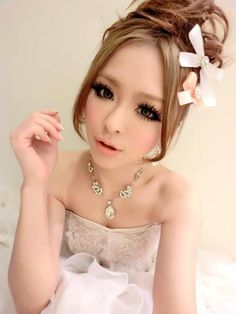 Wedding #Gyaru