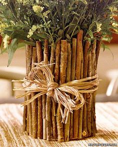 12 Country / #Cottage style Centre piece ideas for #weddings or just because