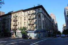 Manhattan. Upper West Side. Ámsterdam Av.