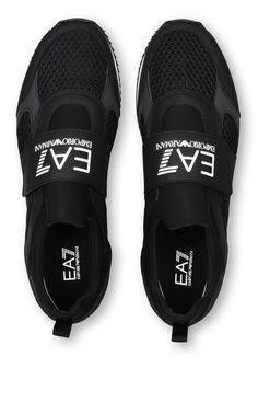 3bc82e3d2dd6 EA7 Zapatillas Armani EA7 Spirit Light Winterized - Negro