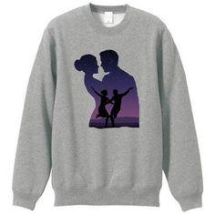 Movie La La Land sweatshirt galaxy Mia and Sebastian pullover