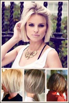 21 Amazing Collection About Bob Hairstyles 2018 Blond - Hair Styles Bob Hairstyles 2018, Modern Hairstyles, Pretty Hairstyles, Bob Haircuts, Short Hair Cuts, Short Hair Styles, Hair Trends 2018, Hair Videos, New Hair
