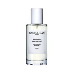 The next generation of hair fragrances do more than merely perfume. This new Swedish import contains keratin, silk, and sunflower and olive oils to seal in moisture and protect hair from UV damage while lightly scenting strands with an aromatic blend of lychee, rose, and white cedar. Sachajuan Protective Hair Perfume, $65 For information:barneys.com - Photo: Courtesy of sachajuan.com