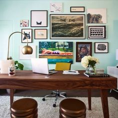 6 Tips For Decorating With Framed Art | The Zoe Report