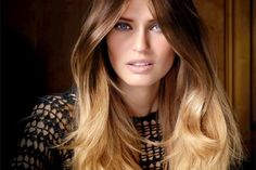 My Accessories World: TRENDY HAIRSTYLES #hairstyle #bronde #lob #longbob