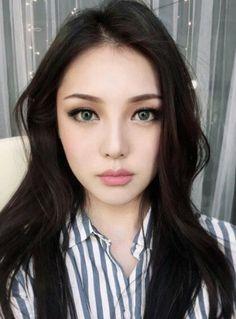 Korean Makeup Inspiration PONY Effect Nudie Glow Australia Korean Makeup Tips, Korean Makeup Look, Korean Makeup Tutorials, Asian Makeup, Korean Beauty, Asian Beauty, Korean Wedding Makeup, Pony Makeup, Eye Makeup