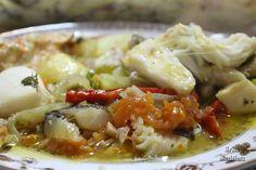 Caldeirada de Peixe / Fish Stew