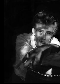 James Dean -by-Sanford-Roth