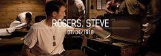 ''Rogers, Steve : 07/04/1918'' [1/4] / Captain America : The First Avenger