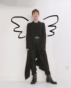 Namjoon is an angel✨
