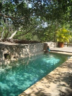 best creative small swimming pool design for backyard inspiration 1