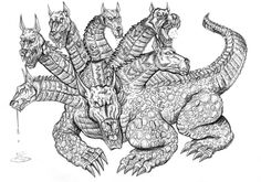 """Teju Jaguá-uno de los siete monstruos legendarios en la mitología guaraní.significa literalmente """"lagarto perro"""" y fue considerado como el señor de las cavernas y protector de las frutas. Se lo menciona también como genio protector de las riquezas yacentes en el suelo."""