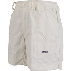 """The """"Original"""" Men's AFTCO short with a 6 inch inseam. Introduced in 1989 and long the choice of serious fishermen nation-wide, the most durable shorts in the world."""